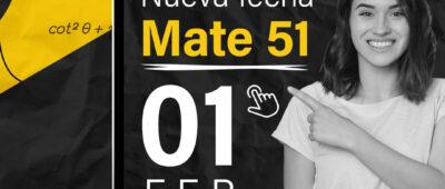 Curso Intensivo – Matemática 51 (CBC / UBA XXI)