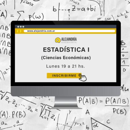Curso de Estadística