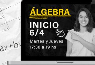 Curso de Álgebra (FCE)