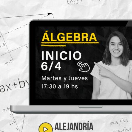 Álgebra Clase 15 – 25/05/2021 – Independencia y dependencia lineal. Base.