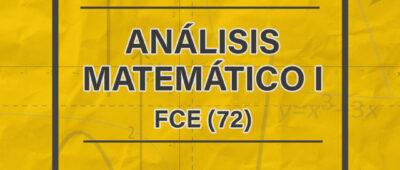 Análisis Matemático I FCE CBC / UBA XXI (72) Grabado